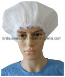 Bello White Shower Cap con Lace