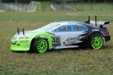 Carro de alta velocidade do nitro carro RC da reunião do poder