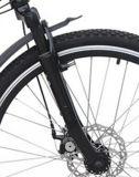 26 Inch Li-Ionleistung-Gebirgselektrisches Fahrrad