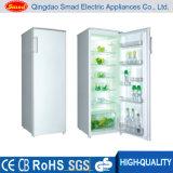 Congelador vertical portátil do compressor comercial do supermercado