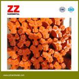 De Zz Metal Duro - Bocados de Mineração de Carboneto de Cálcio