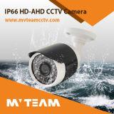 Mini tamaño impermeable IP66 30m IR cámara de la bala de la seguridad del CCTV del CCTV (MVT-AH15)