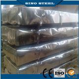 Feuille ondulée de toiture de zinc galvanisée par Gi