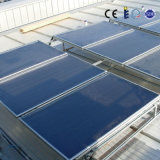 Chauffe-eau solaire à panneau plat pressurisé par fractionnement d'économie d'énergie