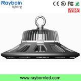Tipo alta baia del UFO di applicazione del magazzino del LED/indicatore luminoso basso baia della lampada
