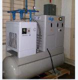 7.5HP todo em um compressor de ar do parafuso