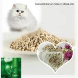 Einfacher Clean und Clumping Bamboo Cat Litter