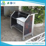 Truss Bar, Bar Counter Design, Cover를 가진 Mobile Bar Counter