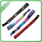 Wristbands de encargo baratos de la muestra libre