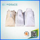 Bolsillo de acrílico del filtro del polvo del proceso de producción del cemento para la filtración del gas