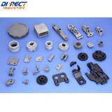 Usinage en aluminium de précision pour des arbres de boucles et de diverses pièces