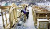 Preiswerte Tür-Befestigungsteil-Ecken-Verbinder vorbildliches Dr-Z0248 für die Möbel hergestellt in China