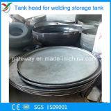 Fornace capa di /Ellipsoidal delle protezioni di estremità dell'acciaio inossidabile
