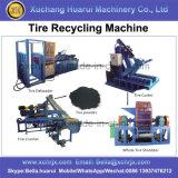 Alta calidad de Llantas de Desecho Reutilización de la máquina / de goma Recyling Línea
