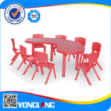 다채로운 Plastic Tables 및 Chairs Price Indoor Playground School Toys (YL6206)