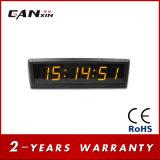 [Ganxin] 1.8inchによっては装飾LEDの現代柱時計のデジタルタイムレコーダーが家へ帰る
