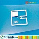 Бирка inlay UHF RFID доказательства доказательства шпалоподбойки предохранения от 9662 тавра