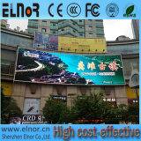 Schermo esterno impermeabile ed alto di luminosità P10 LED