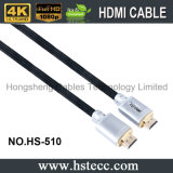 Cavo di qualità superiore del metallo V2.0 V1.4 HDMI per xBox PS4 HDTV 2160p con Ethernet