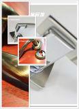 正方形のロゼット(Z6062-ZR03)の家具のハードウェア亜鉛ドアロックのハンドル
