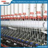 Unità del macchinario della tessile per il filato filato memoria dello Spandex