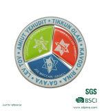 Emblema da folha de ouro dos presentes da promoção