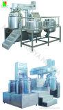 Crema de pomada para la piel Productos para el Cuidado de vacío de la máquina emulsionante mezclador
