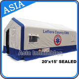 Red Cross를 위한 큰 Inflatable Medical Tent