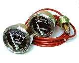 Sullairねじ空気圧縮機OEMの置換の予備品の圧力計