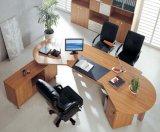 Таблица менеджера роскошного стола управленческого офиса меламина установленная (SZ-ODT601)