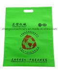 Zxl-C700を袋に入れるために型抜きされる機械を作る非編まれた袋を熱販売する2016年