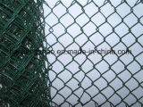 カナダMarketのためのPVC Coated Chain Link Fence