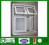 Guichet en verre de tissu pour rideaux en aluminium de normes d'Austraia avec 10 ans de Gurantee