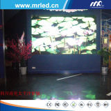 High Brightness (SMD3528)를 가진 최고 Design P12.5mm Indoor Rental Dance Floor Mesh LED Display Screen