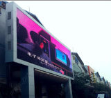 Roadside High Way를 위한 P20 Full Color Outdoor Advertizing LED Display
