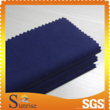 Baumwolle 100% aufgetragenes Gewebe des Twill-257GSM für Kleidung