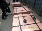 Pente élevée 99.9% 99.99% cathodes de cuivre électrolytiques