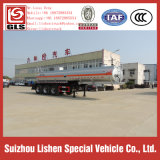 30000L Tanker Semi Trailer Hydrochloric Acid Chemical Tank Semi Truck Trailer