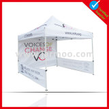 Su ordinazione schioccare in su la tenda di pubblicità pieghevole con il formato 3X3m