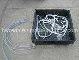 Almacenamiento de la batería solar de la caja de la caja de batería de metro