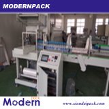 PE Film Automatic Heat Shrink Wrapping Machine pour Bottle Packaging