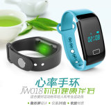 Eignung-Puls-Monitor-Pedometer-Schlaf-Monitor-intelligentes Armband