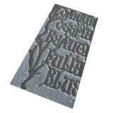 Cinzeladura de pedra de pedra da máquina de gravura do CNC