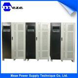 UPS solar da fonte de alimentação do sistema de energia 10kVA com banco de carga