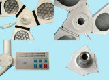 Luz Shadowless quirúrgica aprobada del funcionamiento del CE y del TUV LED