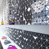 PVDF Coating Perforated Aluminum Panels para Shop Decoration