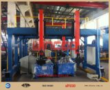 T/riga saldatrici di montaggio della struttura d'acciaio fascio H/di I automatiche