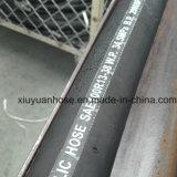 SAE100r13の螺線形の高圧オイルの適用範囲が広い油圧ゴム製ホース