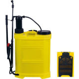 pulvérisateur agricole de pression manuelle du sac à dos 16L