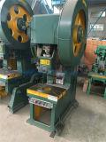 Punzonadora del orificio de la hoja de metal de la serie J23, prensa de potencia mecánica